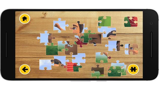 JW Children's Puzzle screenshot 13