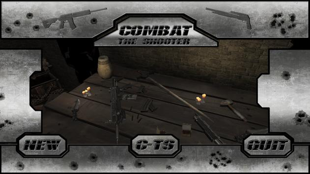 Combat - The Shooter poster