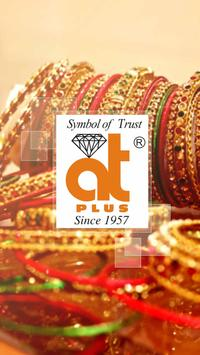 AT Plus Jewellers poster