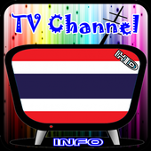 Info TV Channel Thailand HD icon