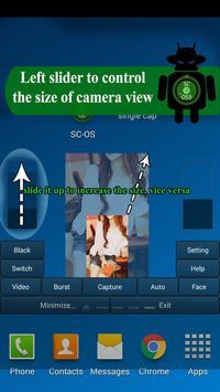 Spy Camera OS 3 (SC-OS3) screenshot 2