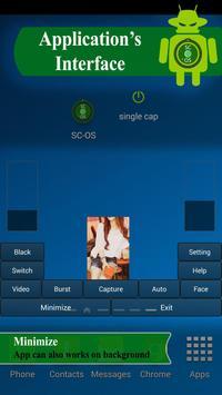 Spy Camera OS (SCOS) apk screenshot