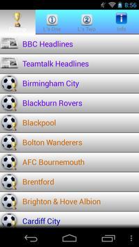 Football League News 2015 apk screenshot