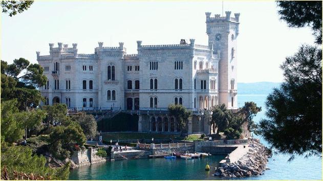 HD Castle Wallpapers apk screenshot