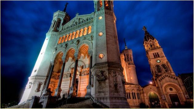 HD Cathedral Wallpapers apk screenshot