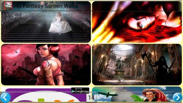 HD Fantasy Screen Walls apk screenshot