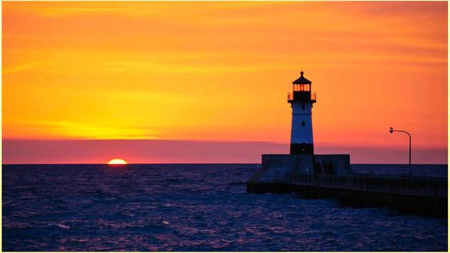 HD Light House Images poster
