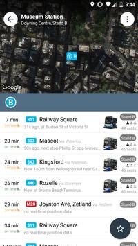 AnyTrip - real-time train, bus and ferry tracker poster