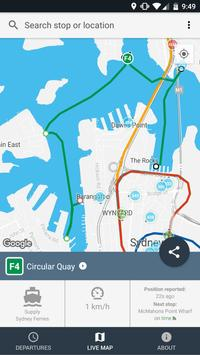 AnyTrip - real-time train, bus and ferry tracker screenshot 2