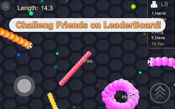 Snake Arena io apk screenshot