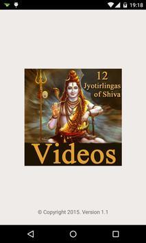 12 Jyotirlinga of Shiva VIDEOs poster