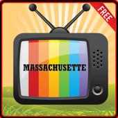 MASSACHUSETTE TV GUIDE icon