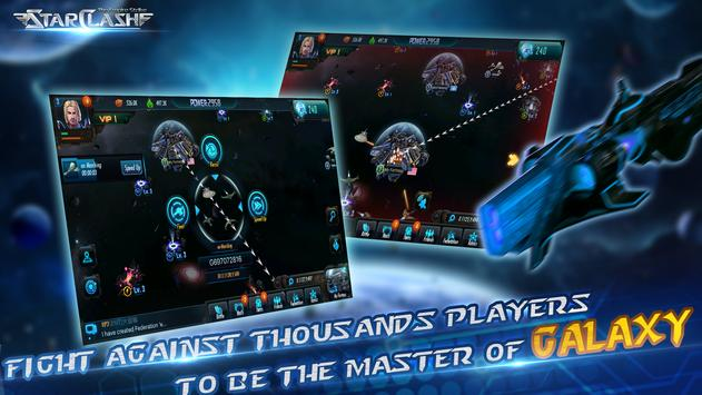 Star Clash: the Empire Strike apk screenshot