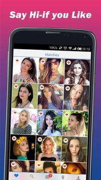 Flirt Café-dating apps to chat screenshot 2