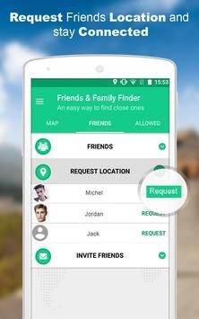 Find My Friends-Family Locator screenshot 2