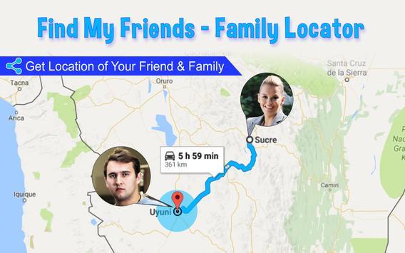 Find My Friends-Family Locator screenshot 7