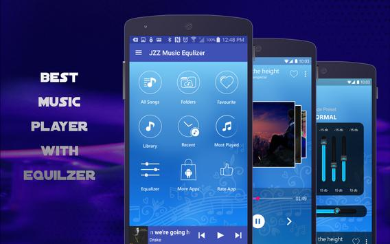 Music Player Free : MP3 Player & Equalizer poster