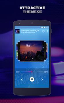Music Player Free : MP3 Player & Equalizer screenshot 4