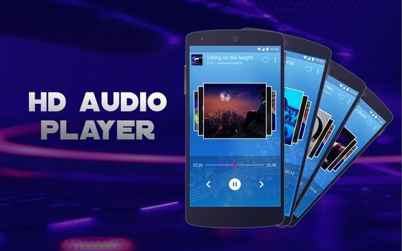 Music Player Free : MP3 Player & Equalizer screenshot 6