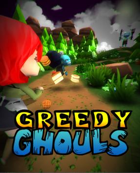 Greedy Ghouls poster