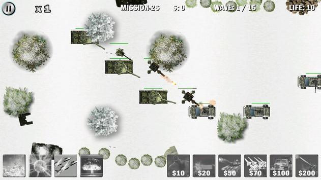 Silver War apk screenshot