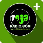 19jaRadio Plus icon