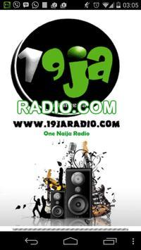 19jaRadio Plus poster