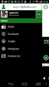 19jaRadio Plus apk screenshot