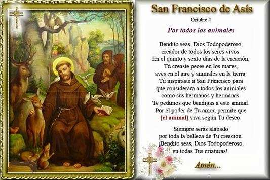 Novena a Santo Francisco de Asis screenshot 3