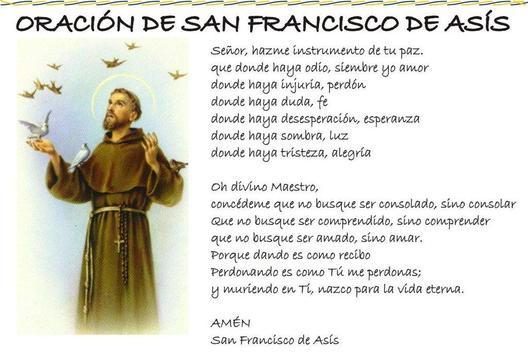 Novena del Santo Francisco screenshot 1
