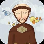 Oraciones a Santo Francisco icon