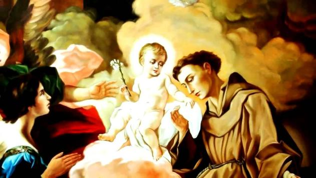 Amor de San Antonio de Padua poster