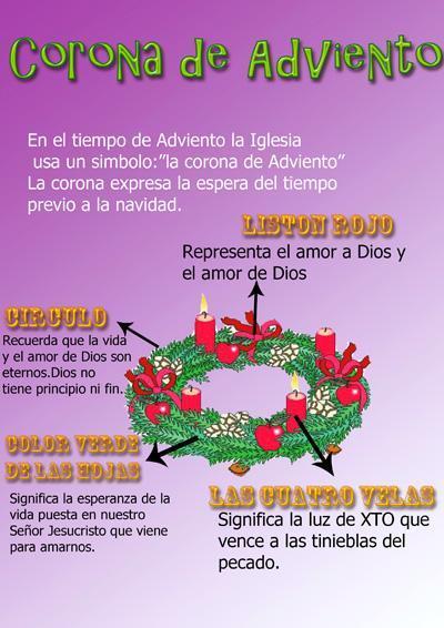 Coronas De Adviento Decoración For Android Apk Download