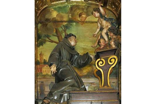 Grandioso san Antonio de Padua apk screenshot