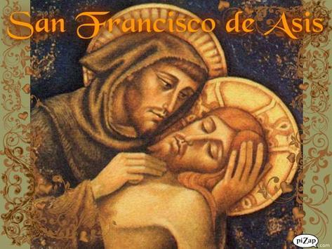 Imagenes amor al Santo Francisco apk screenshot