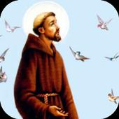 Las oraciones a Santo Francisco de asis icon