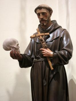 Las oraciones a Santo Francisco de asis apk screenshot