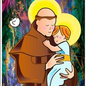 San Antonio de Padua animado icon