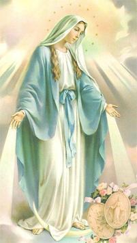 Virgen Maria Auxiliadora poster