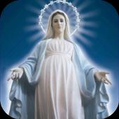 Virgen Auxiliadora icon