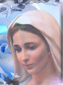 Virgen Auxiliadora poster