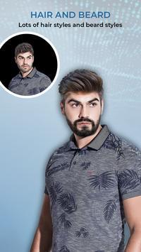 Handsome Man Editor - Hair, Mustache, Beard, Abs poster