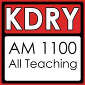 KDRY App icon
