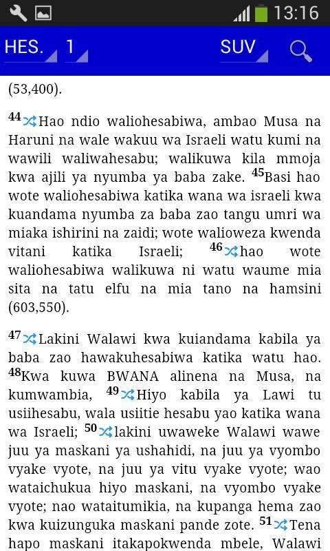 Biblia Ya Kiswahili For Android Apk Download