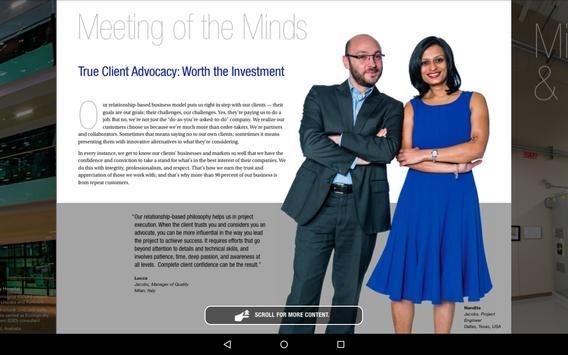 Jacobs Annual Reports screenshot 2