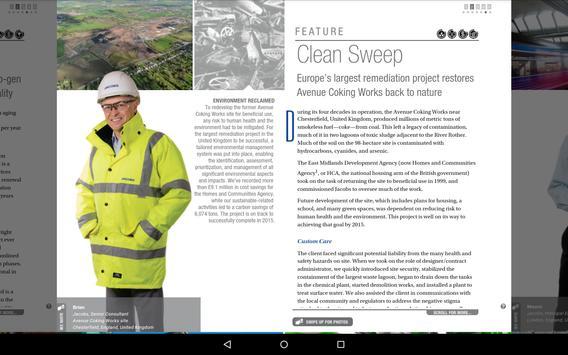 Jacobs Annual Reports screenshot 4