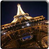 Eiffel Tower Video Wallpaper icon