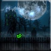 Halloween Video Live Wallpaper icon