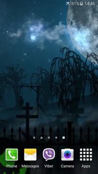Halloween Video Live Wallpaper apk screenshot