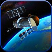 Video LWP: Space Telescope 3D icon